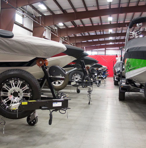 MasterCraft Colorado Boat Storage